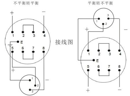 输入变压器接线图
